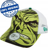 Sapca New Era Hulk - originala - snapback - baseball cap, Marime universala, Din imagine