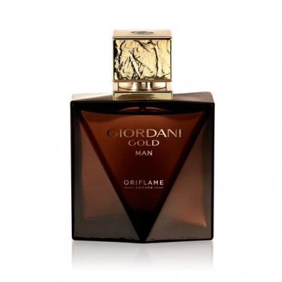 Parfum Barbati - Giordani Gold Man - 75 ml - Oriflame - Nou, Sigilat foto