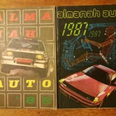 Almanah Auto 1986 + 1987 / C41P, Alta editura