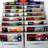 Jocuri Nintendo SNES - Super Mario World All Stars Kirby Street Fighter 2 Turbo