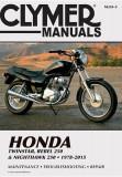 Honda Twinstar, Rebel 250 & Nighthawk 250 1978-2015, Paperback