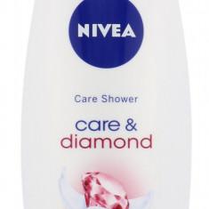Shower Gel Nivea Care & Diamond Dama 500ML