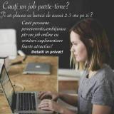 Loc de munca part-time