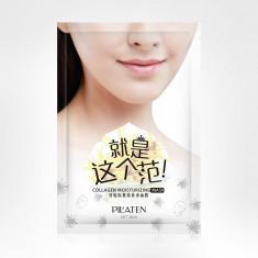 Masca faciala hidratanta cu colagen Collagen Moisturizing Sheet Mask PILATEN