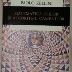 Paolo Zellini - Matematica zeilor si algoritmii oamenilor