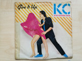 "KC & The Sunshine Band – Give it Up (Epic A-3017)(Vinyl/7""), VINIL, Epic rec"