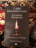 """Cărți """"Jurnalele Vampirilor """""""
