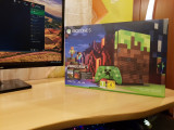 Consola Xbox One S Minecraft Edition 1TB