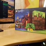 Consola Xbox One S Minecraft Edition 1TB