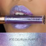 Ruj lichid mat Focallure Delirium Purple #35