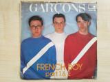 """Garcons – French Boy (Part 1 & 2) (Metronome 0030.182)(Vinyl/7""""), VINIL"""