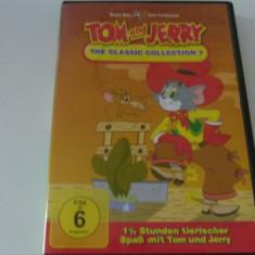 tom & jerry - dvd