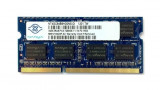 KIT Memorie Laptop Nanya 8GB(2x4) DDR3 PC3-12800S 1600Mhz
