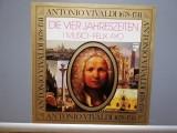 Vivaldi – The Four Seasons - Felix Ayo (1975/Philips/RFG) - Vinil/Rar/Ca Nou