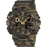 Ceas barbatesc Casio G-Shock GA-100CM-5AER