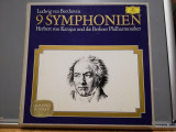 Beethoven – The Complete Symphony – 8LP Box Set (1969/Polydor/RFG)- Vinil/Ca Nou, Deutsche Grammophon