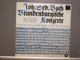 Bach – Brandenburger Concerto: 1,2,3,4,5,6 – 2LP (1968/Decca/RFG) - Vinil/Ca Nou, decca classics