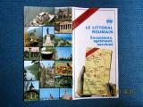 LITORALUL ROMANESC - Le Littoral Roumain-Limba franceaza anii '70.