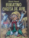 BURATINO CHEITA DE AUR - ALEXEI TOLSTOI