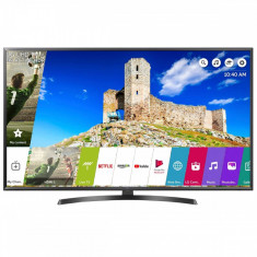 Televizor LG 55UK6470PLC LED 139 cm 4K Ultra HD Black, Smart TV