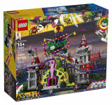 Lego Batman Movie The Joker Manor