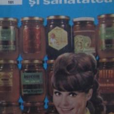 Mierea si sanatatea (101) (apicultura) - Nic. N. Mihailescu