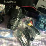 Canon EOS 600D + obiectiv + filtru UV