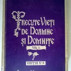 C. Gane - Trecute vieti si doamne si domnite {vol. 1 ilustrat, 1943}