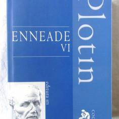 """""""ENNEADE VI"""", Plotin, 2007. Editie bilingva romana - greaca. Carte noua"""