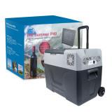 Aproape nou: Frigider congelator auto PNI Summer P40 alimentare 12/24/230V cu roti