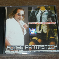 CD Romeo Fantastick - Legenda continua, electrecord