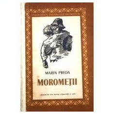 marin preda morometii 1957