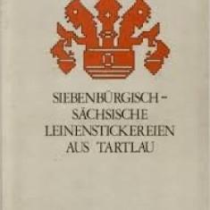 Herta wilk siebenburgisch sachsische leinensticxkereien aus tartlau