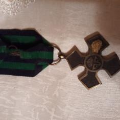 Cruce comemorativa WW1