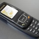 Samsung C300 - impecabil - poze reale, Nu se aplica, Negru, Neblocat