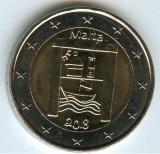 Moneda 2 euro comemorativa MALTA 2018_Copiii și solidaritatea, UNC, Europa, Cupru-Nichel