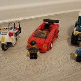 Lego City - High Speed Chase (60007)