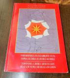 Vanghel Dunovschi Toponimia a horli armaneasht Beala di supra shi beala di ghios