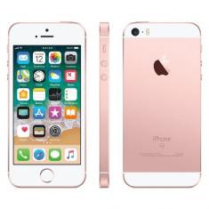 Telefon iPHONE SE Rose Putin Folosit Cutie Originala Toate Accesoriile, Roz, 16GB