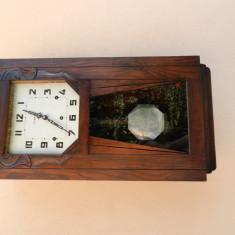 Pendula,ceas de perete VEDETTE,melodie ,sferturi,garantie,returnabil
