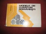 ANA PINTILESCU - MODELE DE CUSATURI ROMANESTI