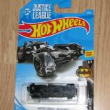 Hot Wheels Batman Justice League Batmobile
