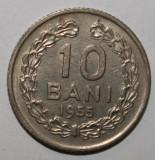 OKAZIE !!! 10 BANI 1955 . UNC .