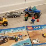 Lego City - Dune Buggy Trailer (60082)