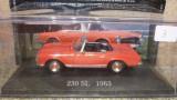 Vand macheta Mercedes 230 SL - 1963 , scara 1/43., 1:43