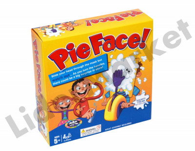 Joc ruleta Pie Face foto