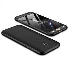 Husa SAMSUNG Galaxy J5 2017 - 360 Grade (Negru)