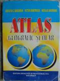 ATLAS GEOGRAFIC SCOLAR - EUSTATIU C. GREGORIAN