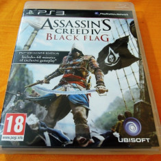Joc Assassin's Creed IV original, PS3!, Actiune, 18+, Single player, Ubisoft