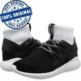 Pantofi sport Adidas Originals Tubular Doom pentru barbati - adidasi originali, 42 2/3, 43 1/3, Negru, Textil